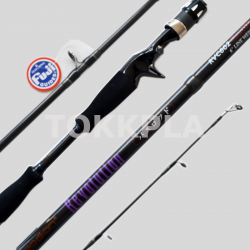 Bogan Revolution Casting Rod