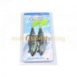 Weebass fish soft bait
